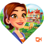 Delicious B&B: Match 3 game & Interactive story   APK MOD (Unlimited Money) 1.17.10