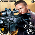 Desert Sniper 3D : Free Offline War Shooting Games APK MOD (Unlimited Money) 1.0.8
