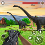 Dinosaurs Hunter Wild Jungle Animals Safari 2 APK MOD (Unlimited Money) 3.5
