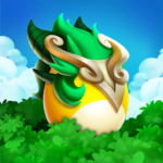 Dragon City – Collect, Evolve & Build your Island APK MOD (Unlimited Money) 10.0