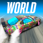 Drift Max World – Drift Racing Game APK MOD (Unlimited Money) 1.77