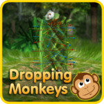 Dropping Monkeys 3D Board Game – Play Together APK MOD (Unlimited Money) 3.0