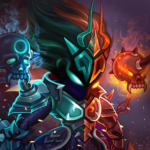 Epic Heroes War: Shadow Lord Stickman – Premium   APK MOD (Unlimited Money) 1.11.3.457