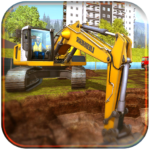 Excavator Dozer & Bucket Simulation Games APK MOD (Unlimited Money) 5.0