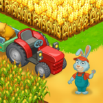 Farm Zoo: Happy Day in Animal Village and Pet City APK MOD (Unlimited Money) 1.40