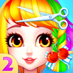 Fashion Hair Salon Games: Royal Hairstyle APK MOD (Unlimited Money) 1.38