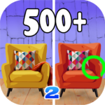 Find The Differences 500 Photos 2 APK MOD (Unlimited Money) 1.0.1