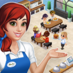 Food Street Restaurant Management & Food Game   APK MOD (Unlimited Money) 0.54.3