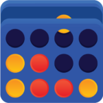 Four In A Row | Connect Four | 4 In A Line Puzzles APK MOD (Unlimited Money) 4.4.2.3