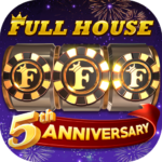 Full House Casino Free Vegas Slots Machine Games  APK MOD (Unlimited Money) 2.1.11