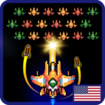 Galaxiga Classic Arcade Shooter 80s – Free Games   APK MOD (Unlimited Money) 20.9