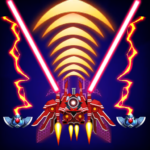 Galaxy Invader: Space Shooting   APK MOD (Unlimited Money) 2.8
