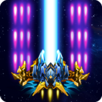 Galaxy Shooter  –  Galaxy Attack Adventure APK MOD (Unlimited Money) 1.8.8