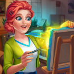 Gallery: Coloring Book by Number & Home Decor Game APK MOD  (Unlimited Money) 0.239