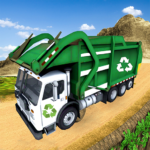 Garbage Truck Simulator Offroad Trash Driver Games APK MOD (Unlimited Money) 2.4