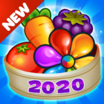Garden Blast New 2019! Match 3 in a Row Games Free APK MOD (Unlimited Money) 2.1.0