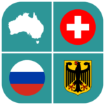 Geography Quiz – flags, maps & coats of arms  APK MOD (Unlimited Money) 1.5.24
