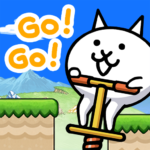Go! Go! Pogo Cat APK MOD (Unlimited Money)  1.0.14