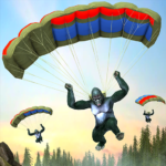 Gorilla G Unknown Simulator Battleground 🦍 APK MOD (Unlimited Money) 1.17