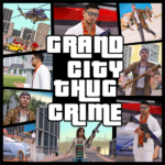 Grand City Thug Crime Gangster APK MOD (Unlimited Money) 2.19