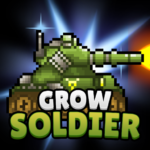 Grow Soldier – Idle Merge game APK MOD (Unlimited Money) 3.7.3