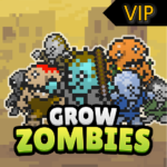 Grow Zombie inc – Merge Zombies   APK MOD (Unlimited Money) 36.3.3