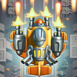 HAWK – Alien Arcade Shooter. Falcon Squad APK MOD (Unlimited Money)