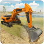 Heavy Excavator Simulator PRO APK MOD 5.8 (Unlimited Money)
