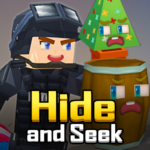 Hide and Seek APK MOD 2.1.0  (Unlimited Money)