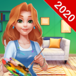 Home Paint: Color by Number & My Dream Home Design APK MOD 1.1.6 (Unlimited  Money)