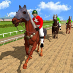 Horse Racing Games 2020: Derby Riding Race 3d APK MOD (Unlimited Money) 4.1 0
