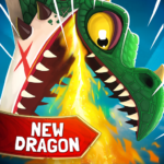 Hungry Dragon   APK MOD (Unlimited Money) 3.121.0.15