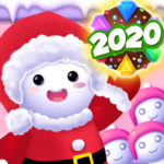 Ice Crush 2020 -A Jewels Puzzle Matching Adventure APK MOD 3.4.9  (Unlimited Money)