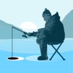 Ice fishing games for free. Fisherman simulator. APK MOD (Unlimited Money) 1.41