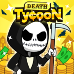 Idle Death Tycoon Inc –  Clicker & Money Games APK MOD (Unlimited Money) 1.8.2.9