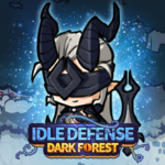 Idle Defense: Dark Forest APK MOD (Unlimited Money) 1.1.25