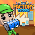 Idle Factory Tycoon: Cash Manager Empire Simulator APK MOD (Unlimited Money) 2.2.0