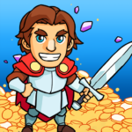 Idle Miner Kingdom – Fantasy RPG manager simulator APK MOD (Unlimited Money) 1.1.285