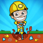 Idle Miner Tycoon: Gold & Cash Game  APK MOD (Unlimited Money) 3.59.0