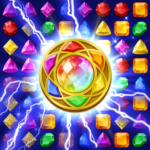 Jewels Magic: Mystery Match3   APK MOD (Unlimited Money) 21.0126.00