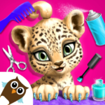 Jungle Animal Hair Salon – Styling Game for Kids   APK MOD (Unlimited Money) 4.0.10024