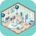 Kawaii Home Design – Decor & Fashion Game  APK MOD (Unlimited Money) 0.8.1