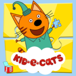 Kid-e-Cats: Puzzles for all family APK MOD (Unlimited Money) 1.0.5