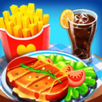 Kitchen Star Craze – Chef Restaurant Cooking Games APK MOD (Unlimited Money) 1.1.4