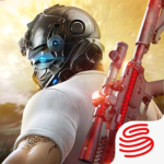 Knives Out-No rules, just fight! APK MOD (Unlimited Money) 1.231.439441