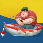 Larry: Fishing Quest – Idle Fishing Game APK MOD (Unlimited Money) 1.07