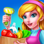 💵Little Supermarket Manager – Shopping Game APK MOD (Unlimited Money)