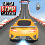 Mega Ramp Car Stunts Racing : Impossible Tracks 3D APK MOD (Unlimited Money) 2.0.8