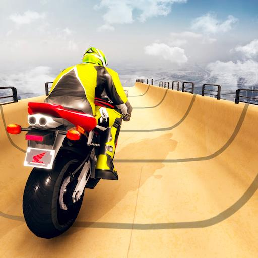 Mega Ramp Impossible Tracks Stunt Bike Rider Games APK MOD (Unlimited Money) 2.9.5