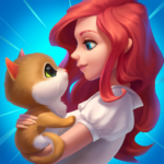 Meow Match: Cats Matching 3 Puzzle & Ball Blast APK MOD (Unlimited Money) 1.1.3